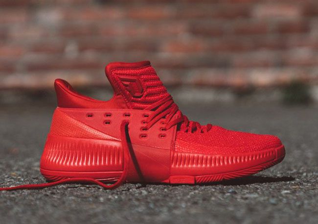 adidas Dame 3 Roots Release