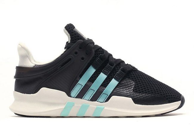 adidas EQT ADV Support Team Orange Light Teal