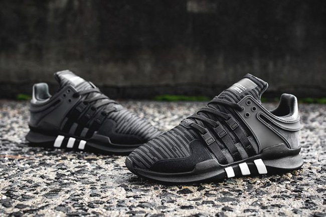 new product 27fd3 8ca79 adidas EQT Support ADV Core Black
