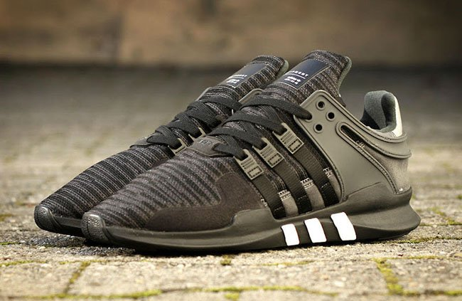 Adidas EQT Racing 91 Core Black Turbo W