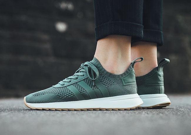 adidas flashback green