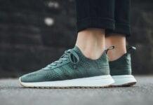 adidas Flashback Primeknit Trace Green