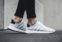 adidas Flashback Primeknit Women White Black