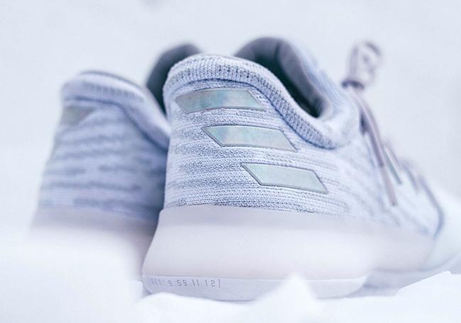 adidas Harden Vol 1 13 Below Zero Christmas Release