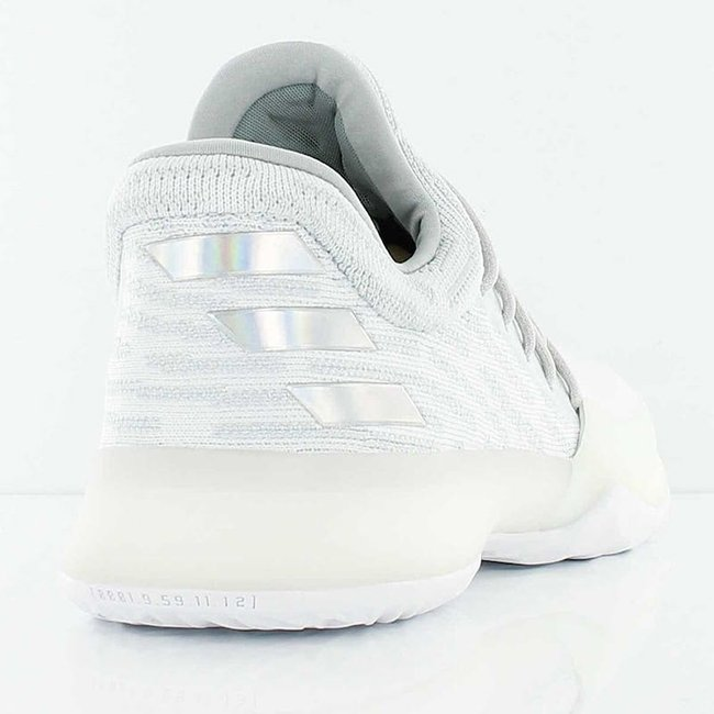 adidas Harden Vol 1 Christmas Footwear WhiteClea