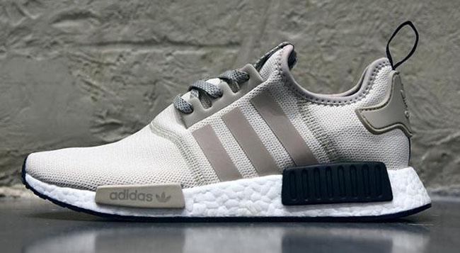 Adidas Nmd R1 Cream Sneakerfiles