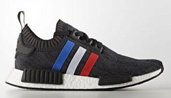 adidas NMD R1 Trico Stripes Black