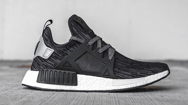 innovative design 60602 49d7e Adidas NMD XR 1 Primeknit •