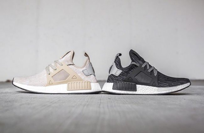 e8d91d29c Adidas NMD Runner XR1 Grey oreo Pink White Beige black Blue Tan