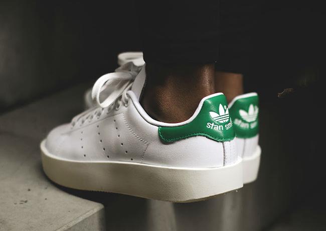 adidas donna stan smith platform