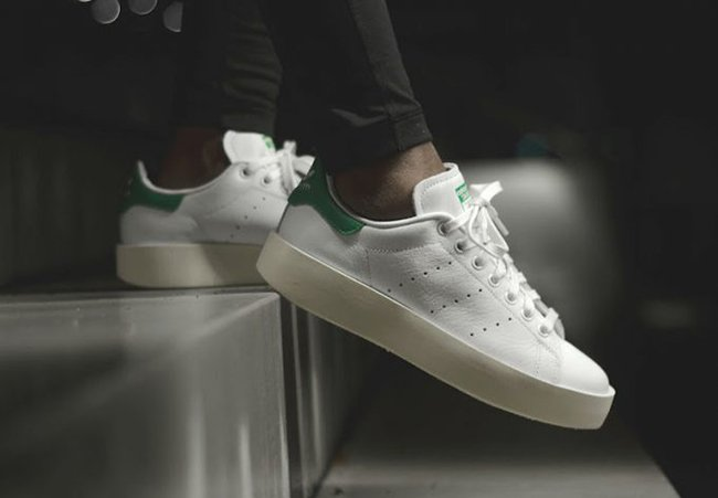adidas Stan Smith Bold | SneakerFiles
