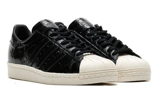adidas superstar leather