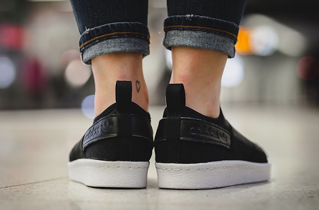Slip WhiteSneakerFiles Superstar adidas On Core Black nw0OP8k