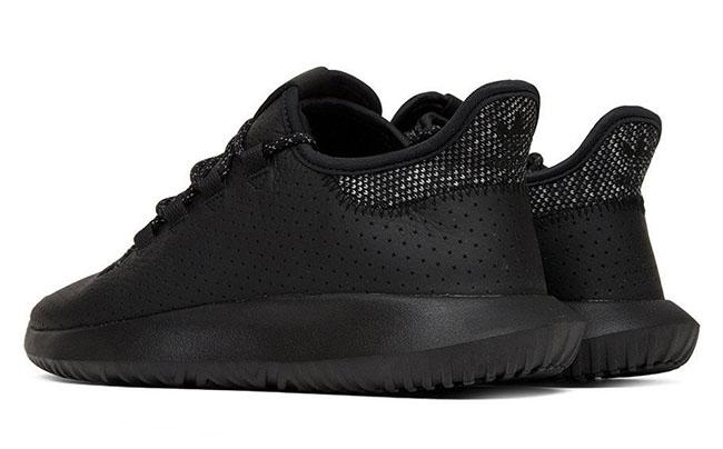 adidas Tubular Shadow Core Black Solid Grey