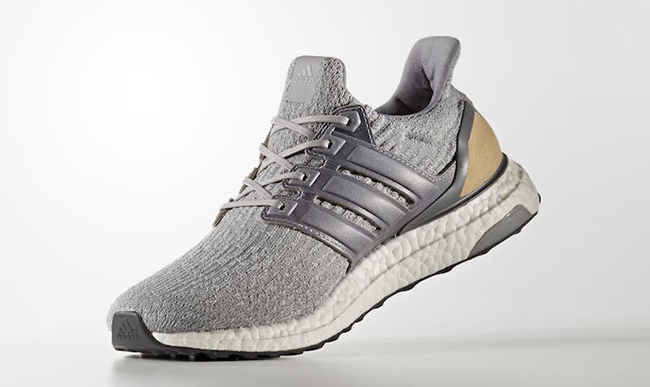 adidas Ultra Boost 3.0 Grey Leather Cage BB1092   SneakerFiles