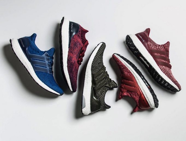 adidas Ultra Boost 3.0 January 1st Release Date