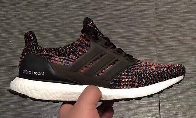 adidas Ultra Boost 3.0 Multicolor Release Date