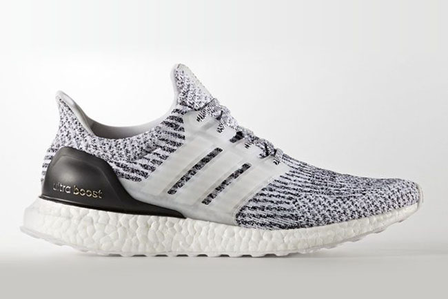 adidas ultra boost 3 0 oreo s80636 release info sneakerfiles. Black Bedroom Furniture Sets. Home Design Ideas
