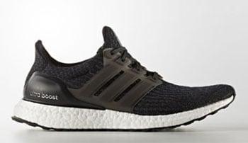 adidas Ultra Boost 3.0 Black White