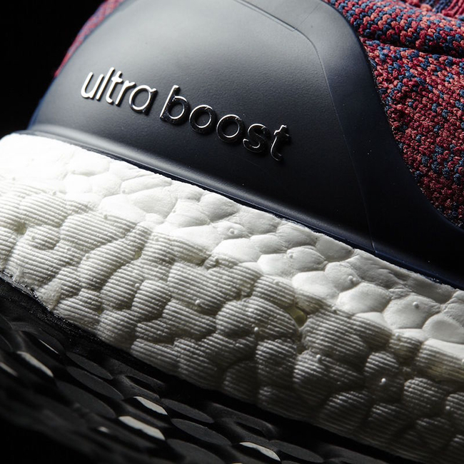 adidas Ultra Boost Uncaged Mystery Red