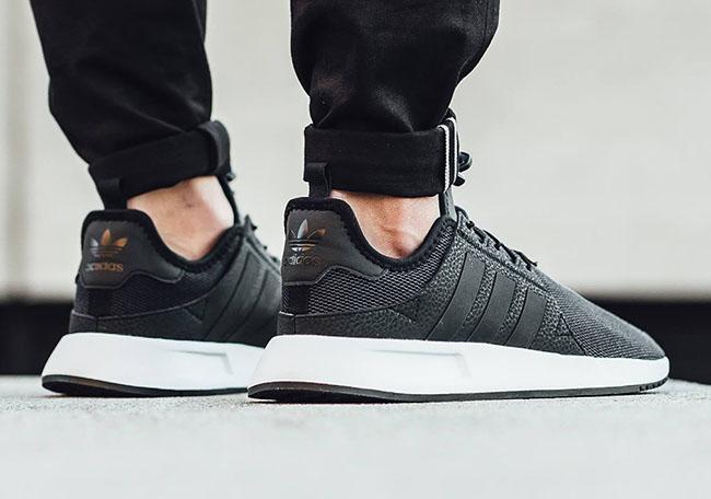 adidas X PLR Core Black White