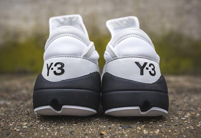 adidas Y-3 Future Low Crystal White Core Black