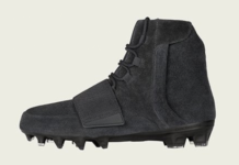 adidas Yeezy 750 Cleat Black