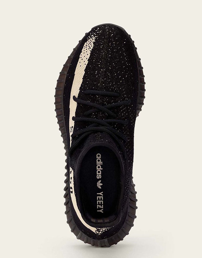 adidas Yeezy Boost 350 V2 Core Black White Confirmed App