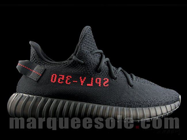 The Best Version of Yeezy Boost 350 V2 Bred