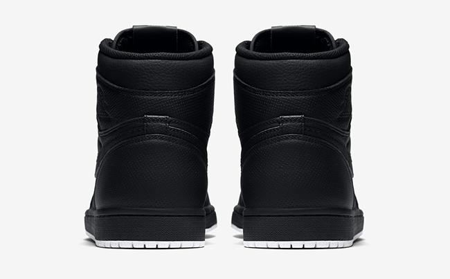 Air Jordan 1 Black White 555088-002