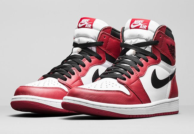 Air Jordan 1 Chicago 2017 Release