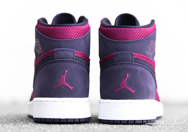 Air Jordan 1 GS True Berry