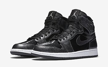 Air Jordan 1 High Black Patent