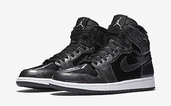 Air Jordan 1 High Black Patent
