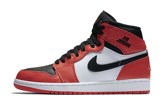 Air Jordan 1 High Rare Air Max Orange