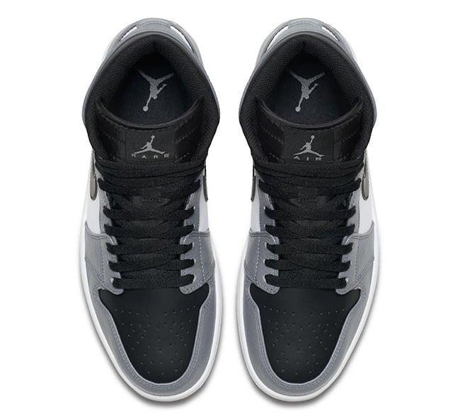 Air Jordan 1 High Rare Air Shadow