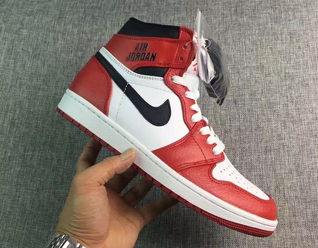 Air Jordan 1 Rare Air Chicago