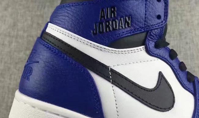 9240bc1dd1cbfd Air Jordan 1 Rare Air Fragment Royal Release Date