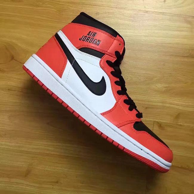 Air Jordan 1 Rare Air Max Orange Release Date