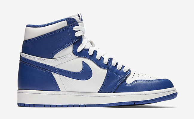 Air Jordan 1 Retro High OG Storm Blue