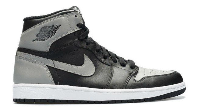 Air Jordan 1 Shadow 2017