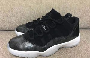 Air Jordan 11 Low Retro Barons