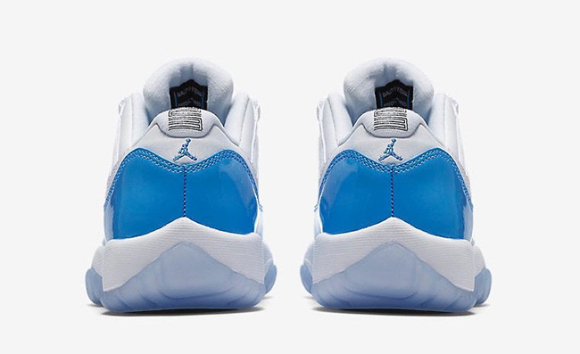 Air Jordan 11 Low University Blue
