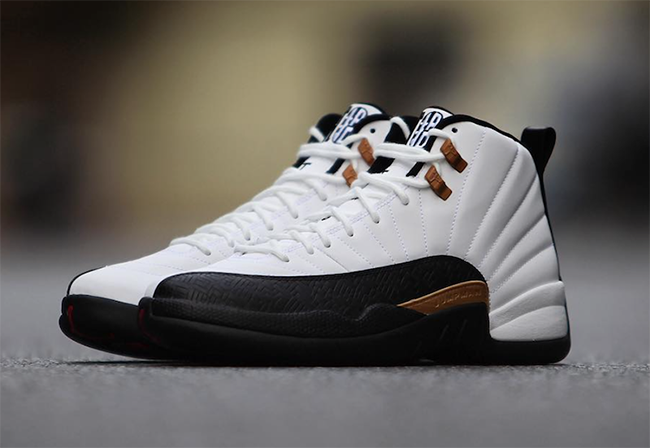 Air Jordan 12 Chinese New Year Pack