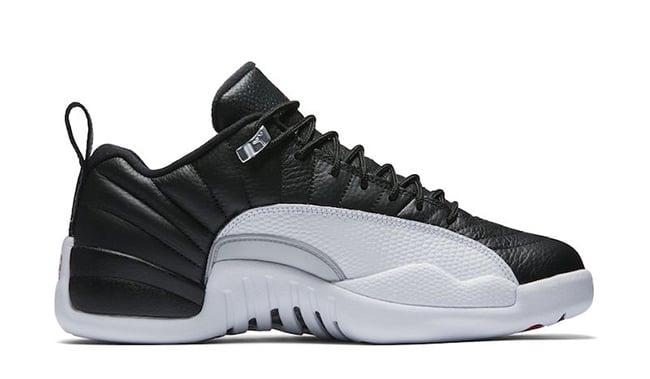 Air Jordan 12 Low Playoffs Retro