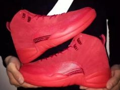 Air Jordan 12 Red Suede Release Date