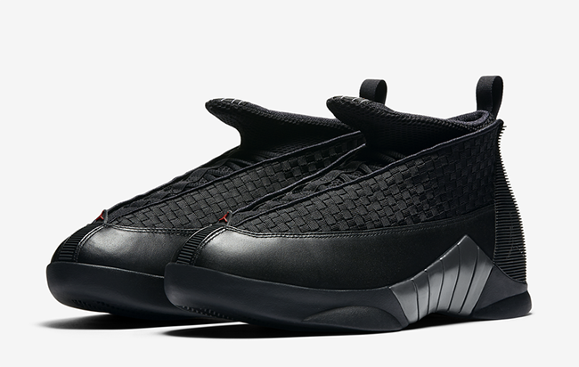 Air Jordan 15 Stealth OG January 2017