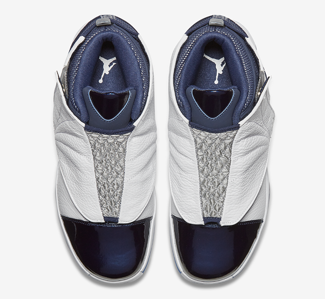 Air Jordan 16 Midnight Navy