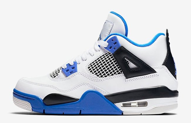 Air Jordan 4 GS Motorsport