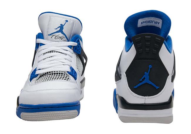 Air Jordan 4 Motorsports Retro Release Date
